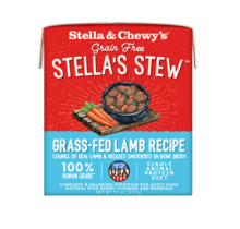 Grass-Fed Lamb Stew