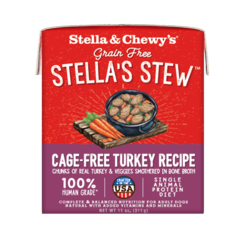 Cage-Free Turkey Stew