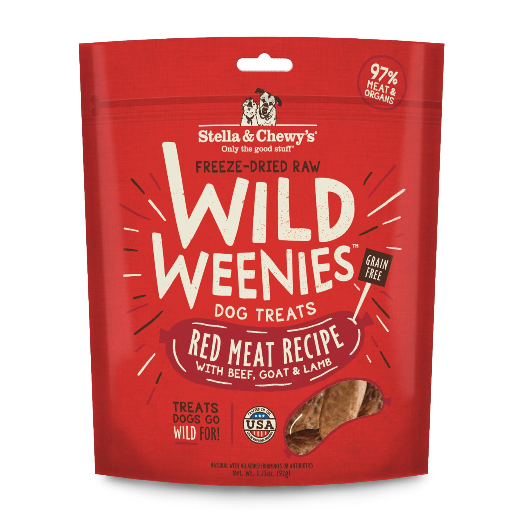 Red Meat Wild Weenies