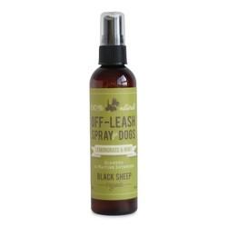 Lemongrass & Mint Organic Off Leash Spray