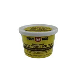Greek Frozen Yogurt Peanut Butter & Banana 3.5oz