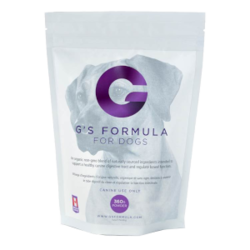 G's Organic Solutions - G's Formula For Dogs 120g bag
