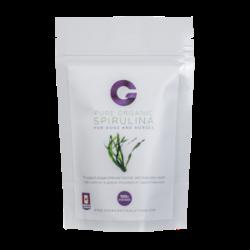 G's Organic Solutions - Pure Organic Spirulina 100g bag