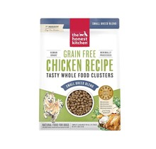 Small Breed Grain Free Chicken Clusters