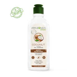 Coconut Pet Shampoo (16.9oz / 500 ml)