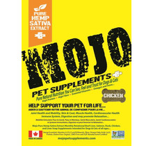 Mojo Pet Supplements Chicken 192g