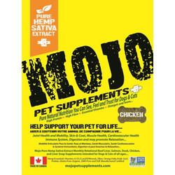 Mojo Pet Supplements Chicken 192g