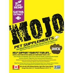 Mojo Pet Supplements Duck 116g