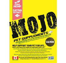 Mojo Pet Supplements Salmon 138g