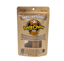 """X-LARGE (Grey bag 6.0oz) """"For Most Dogs Under 70 lbs"""", 1 chew per bag"""