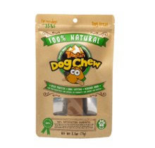"MEDIUM (Green bag 2.5oz) ""For Most Dogs Under 35 lbs"", 1 chew per bag"