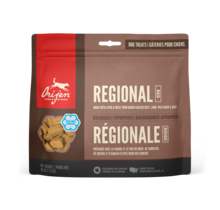 Regional Red Dog Treats