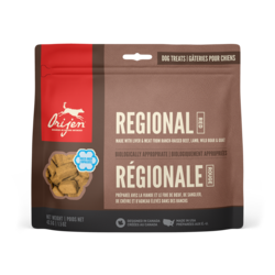 Regional Red Dog Treats
