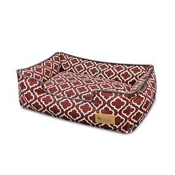 Lounge Bed - Moroccan - Marsala - Medium