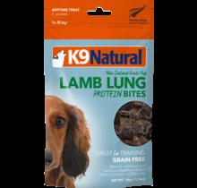 Lamb Lung Protein Dog Bites 50g