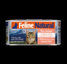 Lamb & Salmon Feast Cat Can