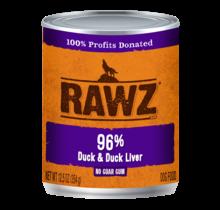 96% Duck & Duck Liver