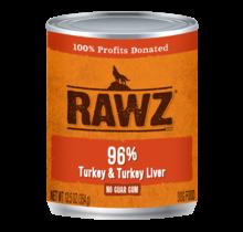 96% Turkey & Turkey Liver