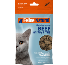 Healthy Natural Beef Cat Bites 50g