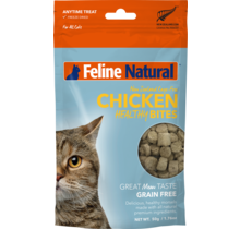 Healthy Natural Chicken Cat Bites 50g
