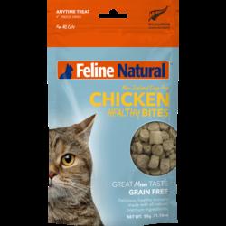 Healthy Natural Chicken Cat Bites 50g