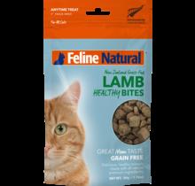 Healthy Natural Lamb Cat Bites 50g
