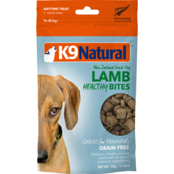 Healthy lamb Dog Bites 50g