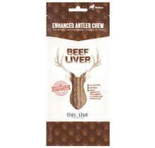 Enhanced Antler - Beef Liver