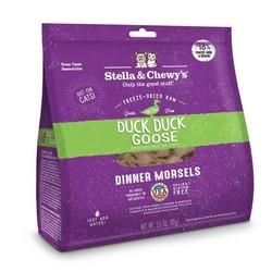 Duck, Duck Goose Dinner
