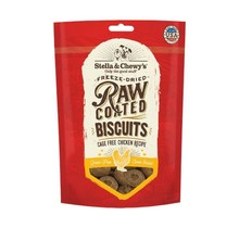 Raw Coated Biscuits Chicken 9oz