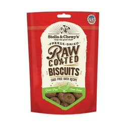 Raw Coated Biscuits Duck 9oz