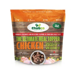 The ultimate meal topper - Chicken 2.2lb bag