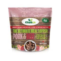 The ultimate meal topper - Pork & Beef 2.2lb bag