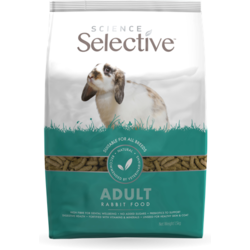 Science Selective Rabbit Food 4lbs