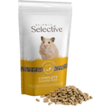 Science Selective - Complete Hamster Food 350g