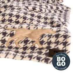Houndstooth Dog Blanket
