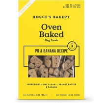 Peanut Butter & Banana Biscuits - 14oz