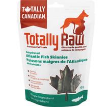 Atlantic Fish Skin Treats - 70g