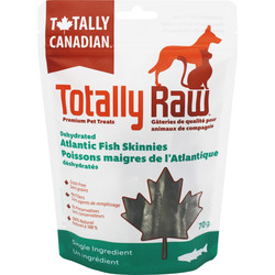 Atlantic Fish Skin Treats - 70g