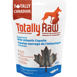 Wild Atlantic Capelin - 100g