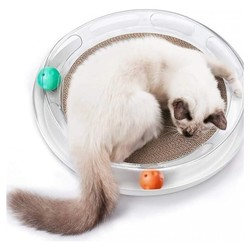 FUN 4 in 1 Cat Scratcher