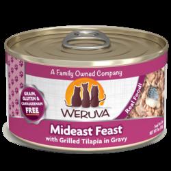 Classic Cat - Mideast Feast