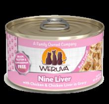 Classic Cat - Nine Liver