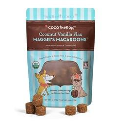 Maggie's Macaroons Coconut Vanilla Flax - 4oz