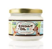 Organic Virgin Coconut Oil 8oz