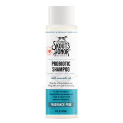 Unscented Probiotic Shampoo 16oz