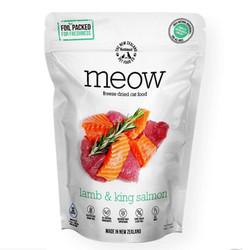 Meow Lamb & Salmon 9.9oz/280g