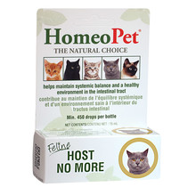 Worming Products - Feline Host No More 15ml