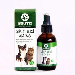 Skin aid spray
