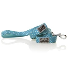 Snoopy leash - Blue & White
